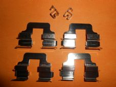 ALFA ROMEO 147,156(2000 on)ALFA ROMEO GT(03 on)REAR BRAKE PAD FITTING KIT-BFK900